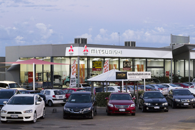 About Melville Mitsubishi Dealership