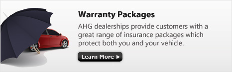 AHG Vehicle Protection Warranty