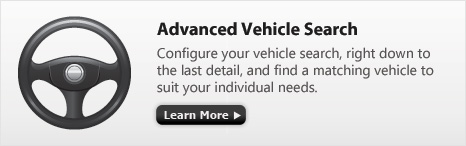 Advanced Vehicle Search